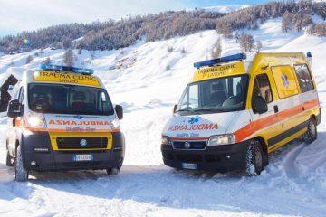 Soccorso con Ambulanze