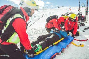 Trauma Clinic livigno soccorso piste da sci clinica